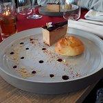 Foie gras au cassis