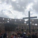 Los cristianos también dejaron su huella en el lugar