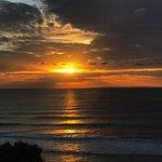 Uluwatu sunset
