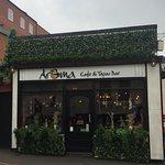 Aroma cafe and bar