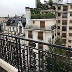 Main bedroom balcony - Room 803