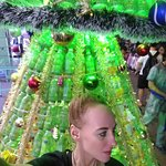 Nha Trang Night Market: новогодняя елка