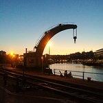 ภาพถ่ายของ Bristol City Docks