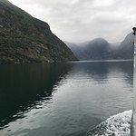 View from the Fjord Safari