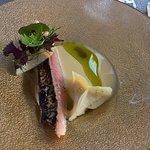 Makreel met koolrabi