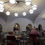 Inside Djanogly 2