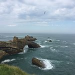 Guided tour in Biarritz, France