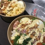 Poke House: Fresh coconuts also available to add to your Poke Bowl lunch or dinner