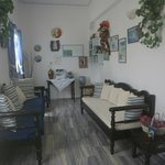 Salon for relaxing moments