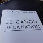 Le Canon de la Nation照片
