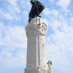 Il Monumento al Marquese do Pombal