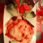 Lasagne végétarienne ! DELICIEUSE !