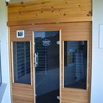 Infrared Sauna available to guests