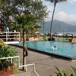 Spacious Natural Pool