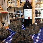 #blacktruffle and #chianti #riserva