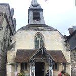 Церковь Сен-Этьен (Eglise Saint-Etienne)