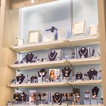 Newbridge Silverware jewellery and homeware on the ground floor