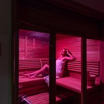 Colour Therapy Sauna