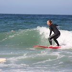 Learn to surf in a fun and friendly environment