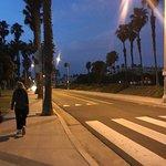 Venice Beach Boardwalk Photo