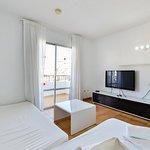 Salón Apartamentos en 1 y 2 piso