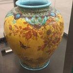 Vase Théodore Deck