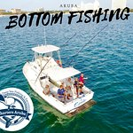 Bottom Fishing in Aruba