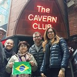 Passeio a pé de graça em Liverpool - Gratis - Passeio Portugues The Cavern