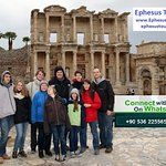 Private Ephesus Tours by Ephesus Travel Guide from Kusadasi, Izmir, Selcuk, Sirince