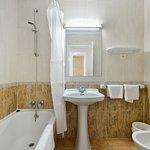 Cuarto de baño en apartamentos en 1º y 2 piso
