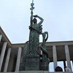 """La sculpture """"La France éternelle"""""""