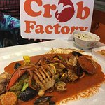 The Crab Factory照片