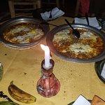 Berber dinner in the camp