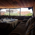 Lunch in Ourrzazate