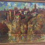 В Голубой галереи Тбилиси