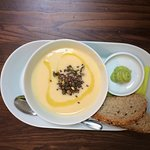 Soup of the day - Colliflower