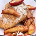 Special Fried Dough andApples