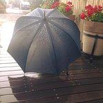 piove a volte