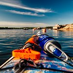 Kayaking adventure in Vaxholm