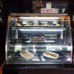 Bakery - cake display