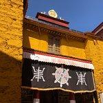 甘丹寺照片