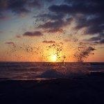 Windansea Beach ภาพถ่าย
