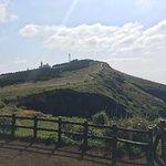Udo-bong peak with lighthouse2