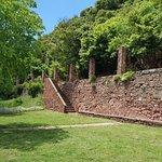 Castell Monestir d'Escornalbou Foto