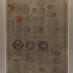A page of the Codex Atlanticus - Leonardo da Vinci