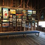 The main Gallery.  County fine art