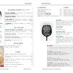 Au menu...