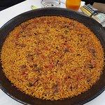 increible, arroz de pato