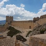 Visite partielle du fort de Castalla
