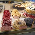 торты, кексы в кондитерской Kreutzkamm
